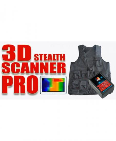 3D Stealth Scanner